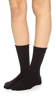 Calvin Klein Underwear Roll Top Sock Three Pack