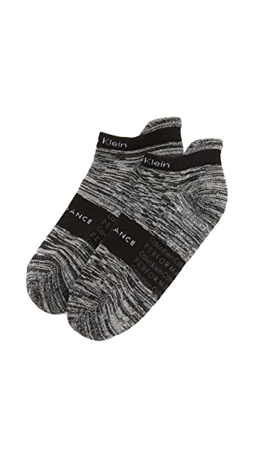 Calvin Klein Underwear Barre Active Liner Sock Set