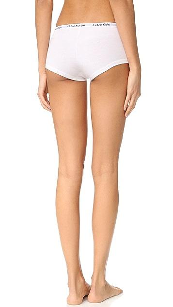 Calvin Klein Underwear Carousel 3 Pack Boyshorts