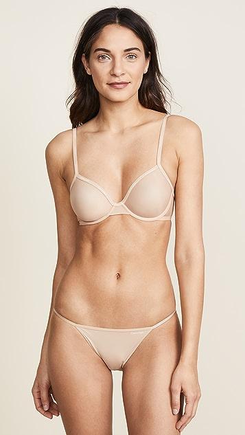 ce76226ddf5b Calvin Klein Underwear Sheer Marq Demi Unlined Bra | SHOPBOP