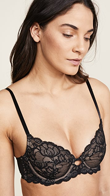 Calvin Klein Underwear Seductive Comfort Full Coverage Unlined Bra