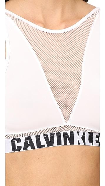 Calvin Klein Underwear Calvin Klein ID Unlined Bralette