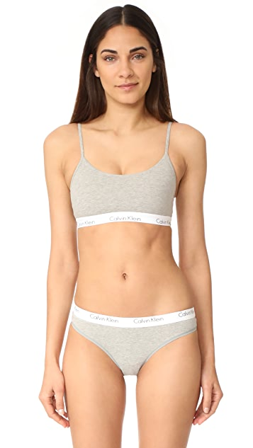 Calvin Klein Underwear CK One Cotton Thong