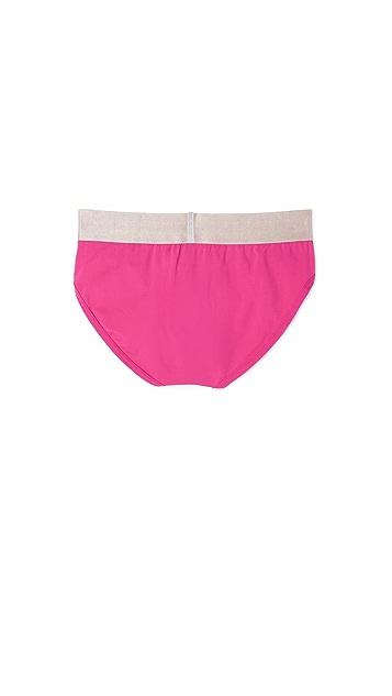 Calvin Klein Underwear Steel Micro Hip Briefs