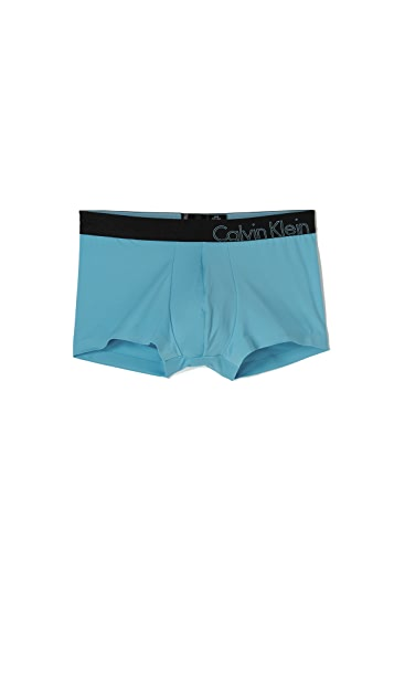 Calvin Klein Underwear Tech Fusion Micro Low Rise Trunks