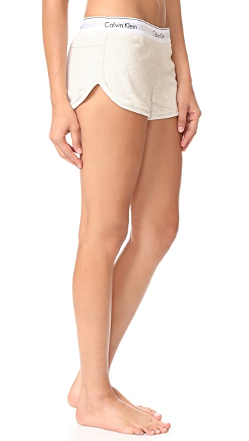 ... Calvin Klein Underwear Modern Cotton Sleep Shorts ... 74badd3ba