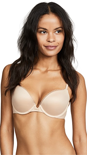 2255e09cfb7 ... Calvin Klein Underwear Everyday Calvin Plunge Push Up Bra
