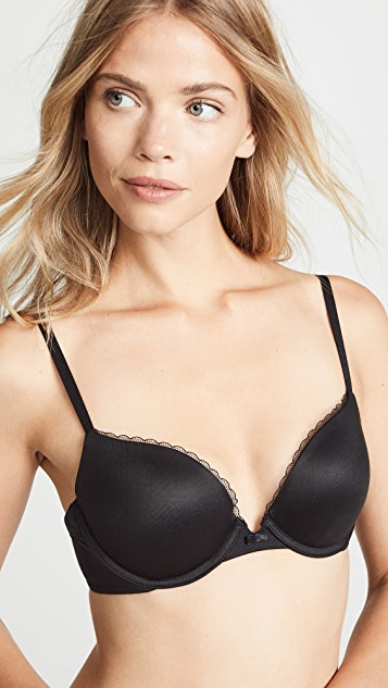 Calvin Klein Underwear Everyday Calvin Plunge Push Up Bra