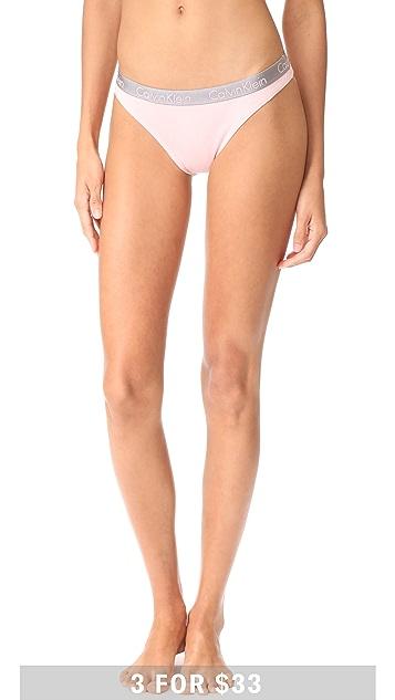 Calvin Klein Underwear Radiant Cotton Thong