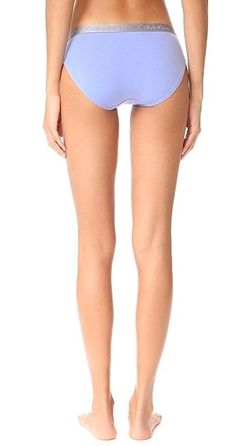 Calvin Klein Underwear Radiant Cotton Bikini
