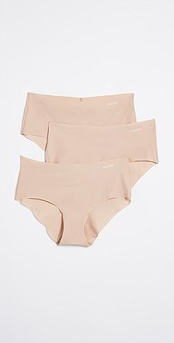 Calvin Klein Underwear - Invisibles Hipster 3 Pack