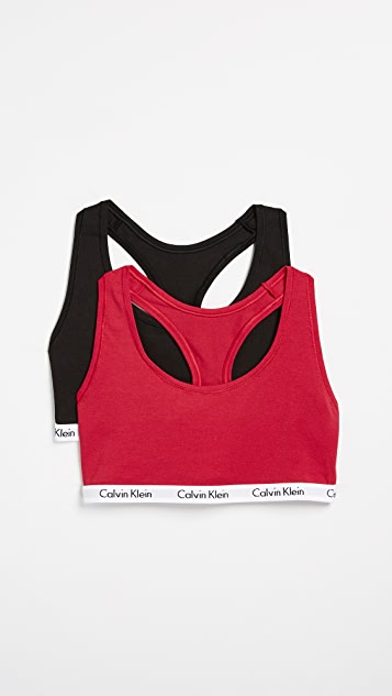 Calvin Klein Underwear Carousel Bralette Set