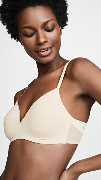 d9df633c64f04 ... Calvin Klein Underwear Sculpted Lightly Lined Triangle Bra ...