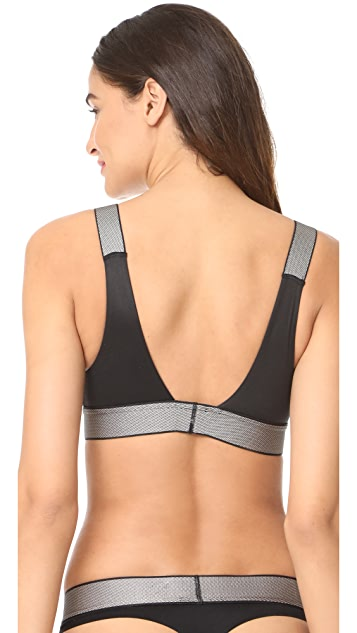 Calvin Klein Underwear Customized Stretch Unlined Bralette