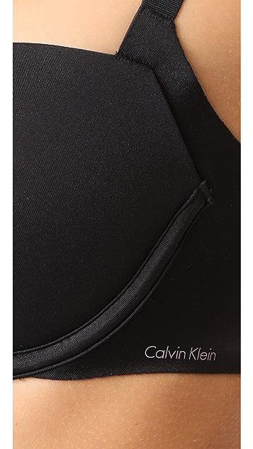 Calvin Klein Underwear Invisibles Balconette Lift Bra