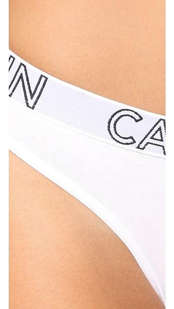 Calvin Klein Underwear Ultimate Cotton Thong