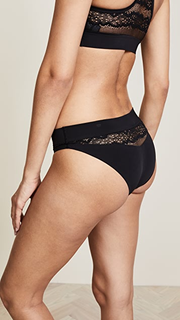 Calvin Klein Underwear CK Black Electric Bikini Panties