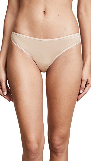 Calvin Klein Underwear Form Thong
