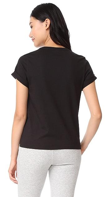 Calvin Klein Underwear Short Sleeve Crew Tee