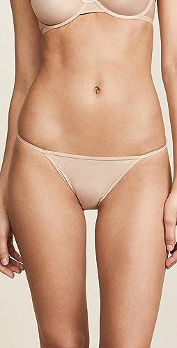 Calvin Klein Underwear - Sleek String Bikini Panties