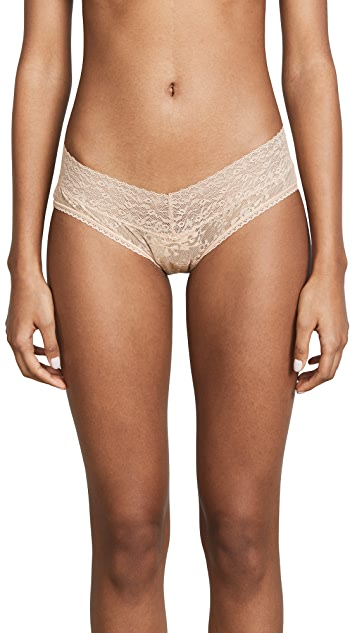 Calvin Klein Underwear Bare Lace Hipster Panties