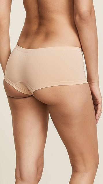 Calvin Klein Underwear Pure Seamless Boy Shorts