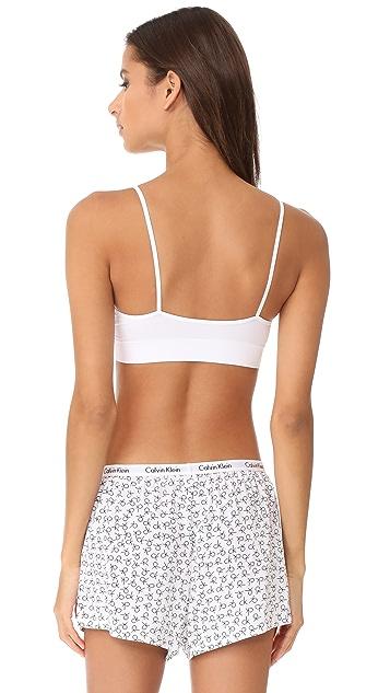 Calvin Klein Underwear Horizon Bralette 2 Pack