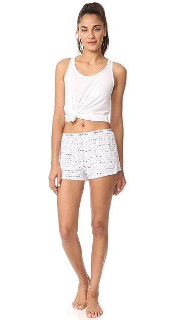 Calvin Klein Underwear Carousel 2 Pack Shorts