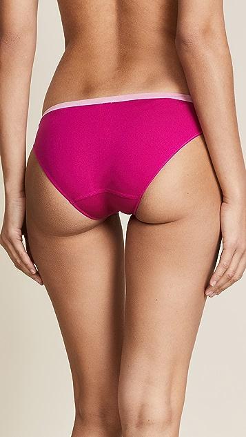 Calvin Klein Underwear Pure Seamless Bikini Briefs 3 Pack