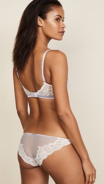 Calvin Klein Underwear Enamored Unlined Triangle Bra
