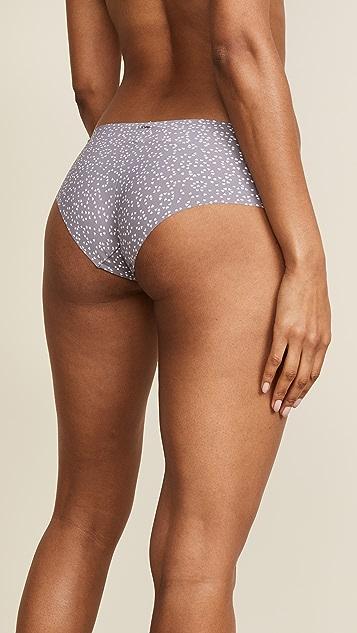 Calvin Klein Underwear 3 件式无痕低腰短裤