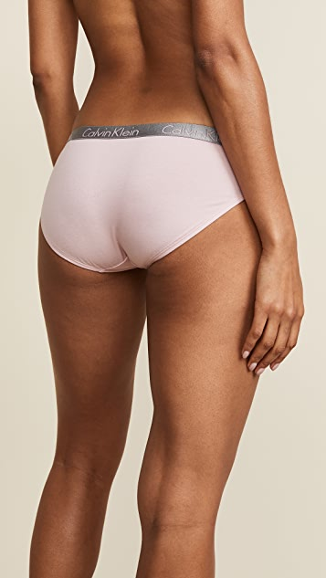 Calvin Klein Underwear Radiant Cotton Bikini Briefs
