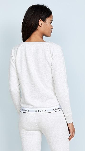 Calvin Klein Underwear Modern Cotton Sweatshirt