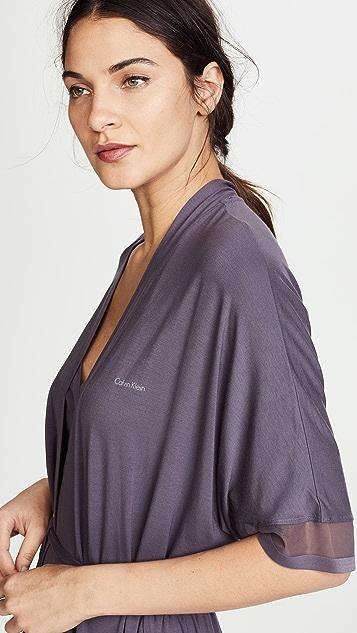 Calvin Klein Underwear Sculpted Robe