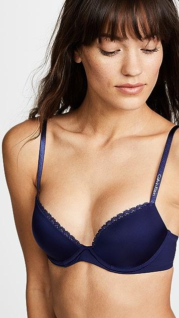 Calvin Klein Underwear Seductive Comfort Demi Lift