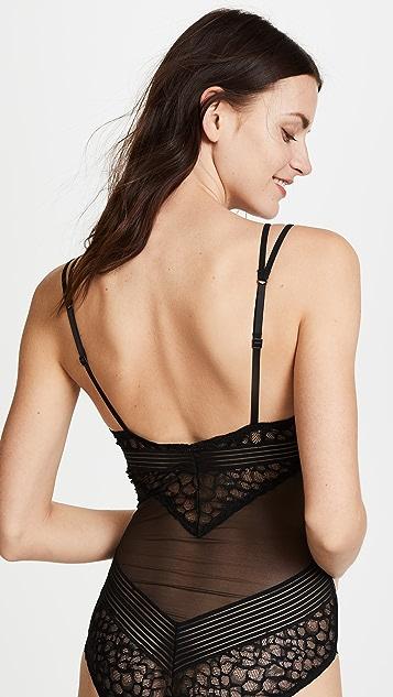 Calvin Klein Underwear Vixen Bodysuit