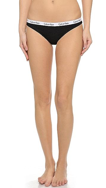Calvin Klein Underwear Carousel Thong 3 Pack