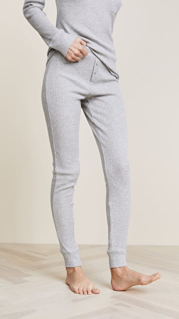 Calvin Klein Underwear Metallic PJ Set