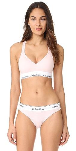 Calvin Klein Underwear - Modern Cotton Lightly Lined Bralette