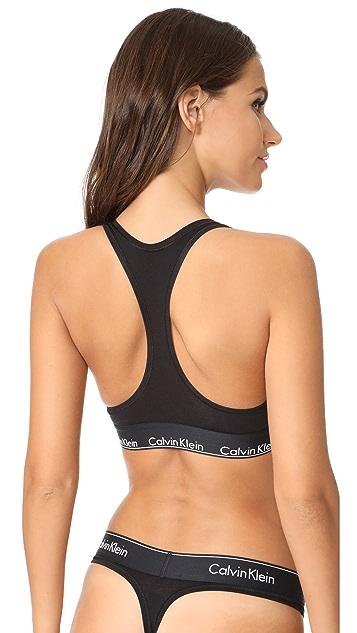 Calvin Klein Underwear Modern Cotton Unlined Braletette