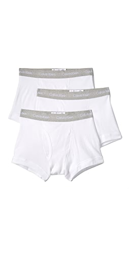 Calvin Klein Underwear - 3 Pack Cotton Classic Trunks