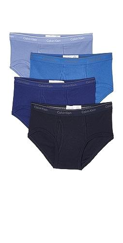 Calvin Klein Underwear - 4 Pack Cotton Classic Briefs