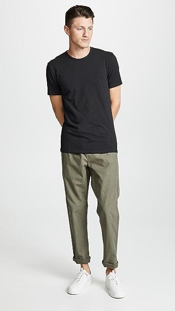 Calvin Klein Underwear 2 Pack Cotton Stretch Crew Neck Tee