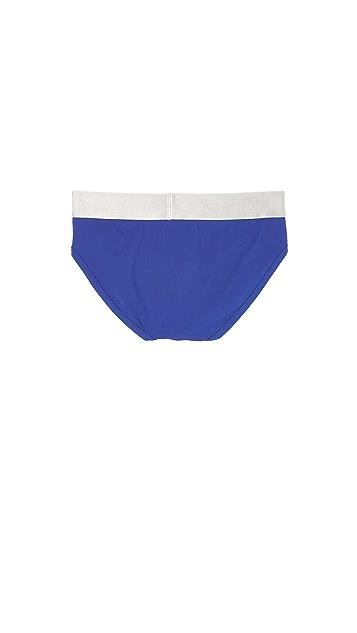 Calvin Klein Underwear Steel Hip Briefs