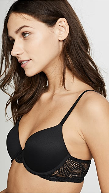 Calvin Klein Underwear Perfectly Fit Lightly Lined Full Coverage Bra