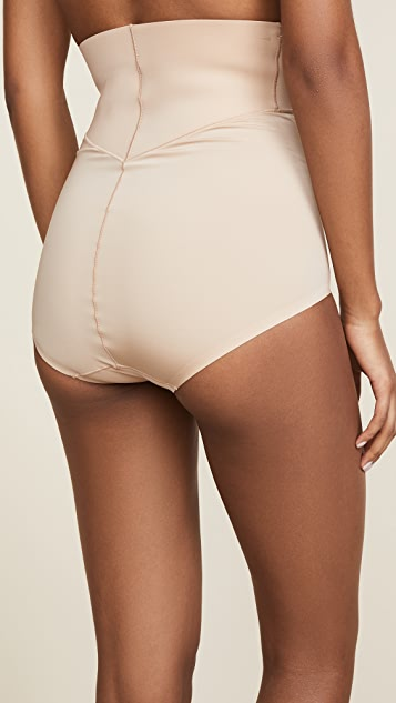 Calvin Klein Underwear Sculpted Shapewear High Waist Briefs