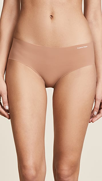 Calvin Klein Underwear Невидимые трусики-шорты с низкой талией