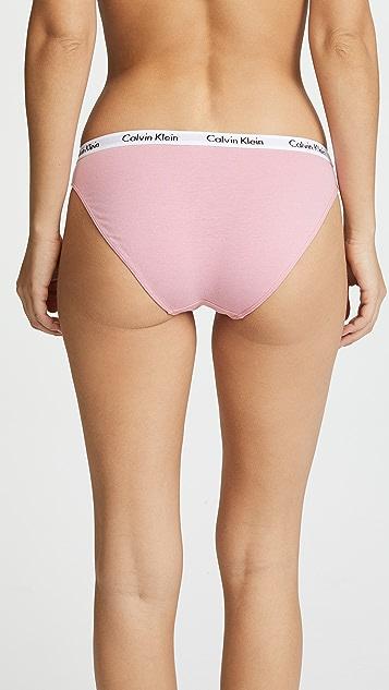 Calvin Klein Underwear Carousel Bikini Pack Of 3