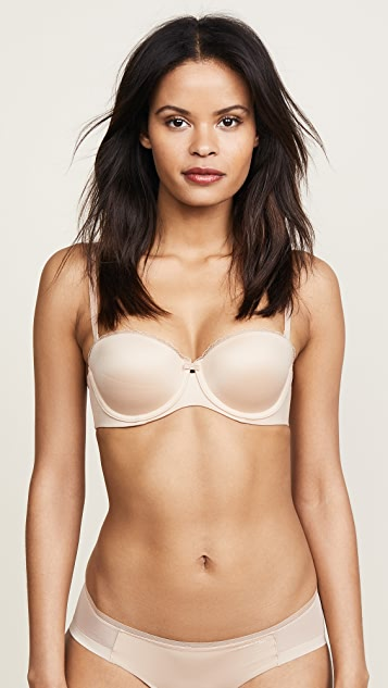 Calvin Klein Underwear Everyday Strapless Lightly Lined Bra