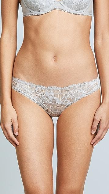 Calvin Klein Underwear Bird Lace Bikini Briefs